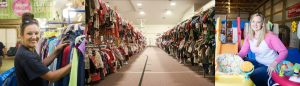 Three Bags Full Pop Up Shops